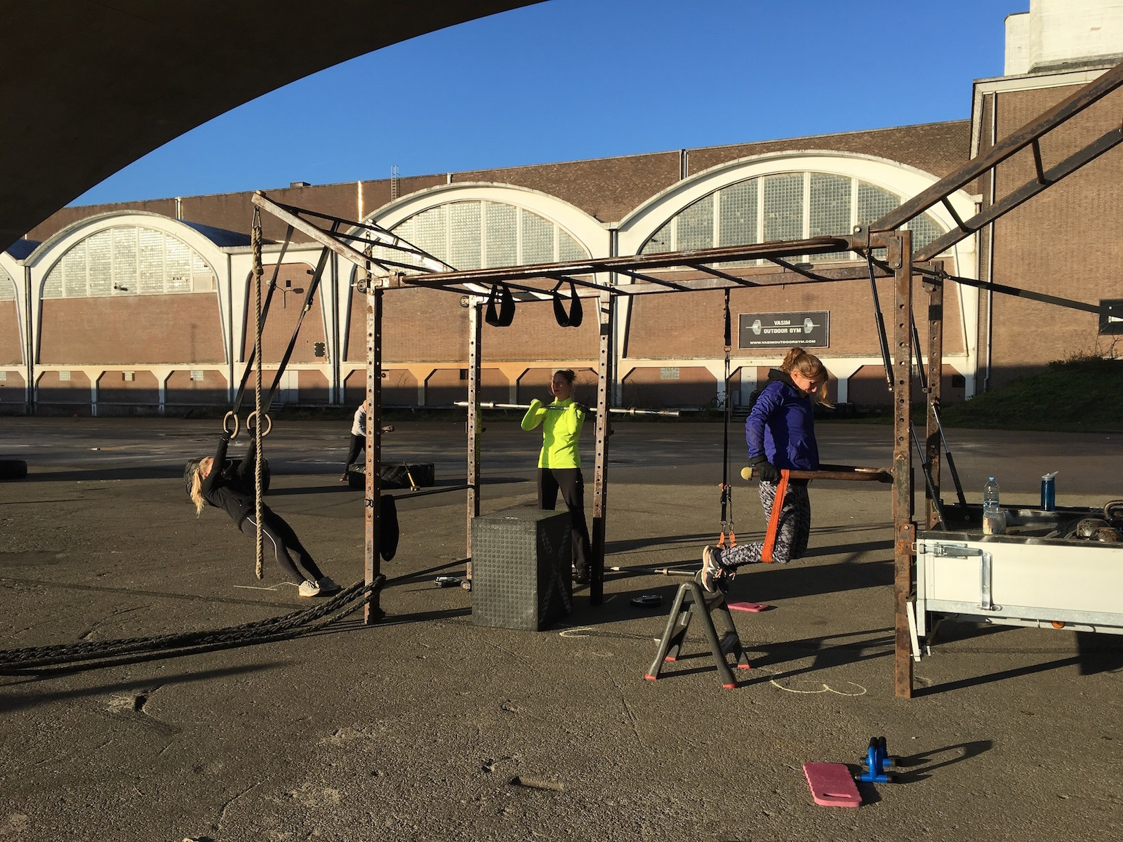 VASIM OUTDOOR GYM 17-dec-2017