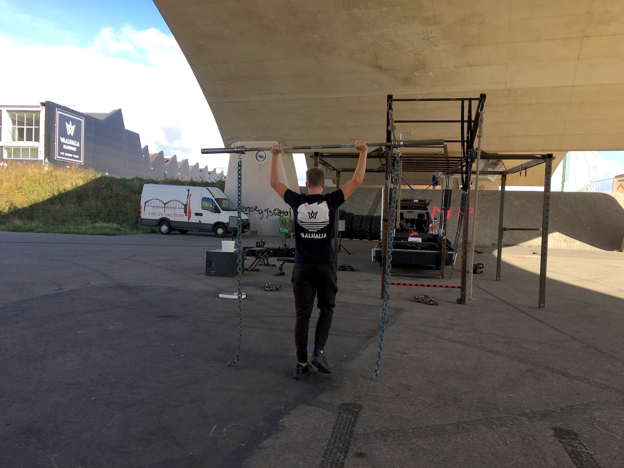 NYMA OUTDOOR GYM 07-10-2018