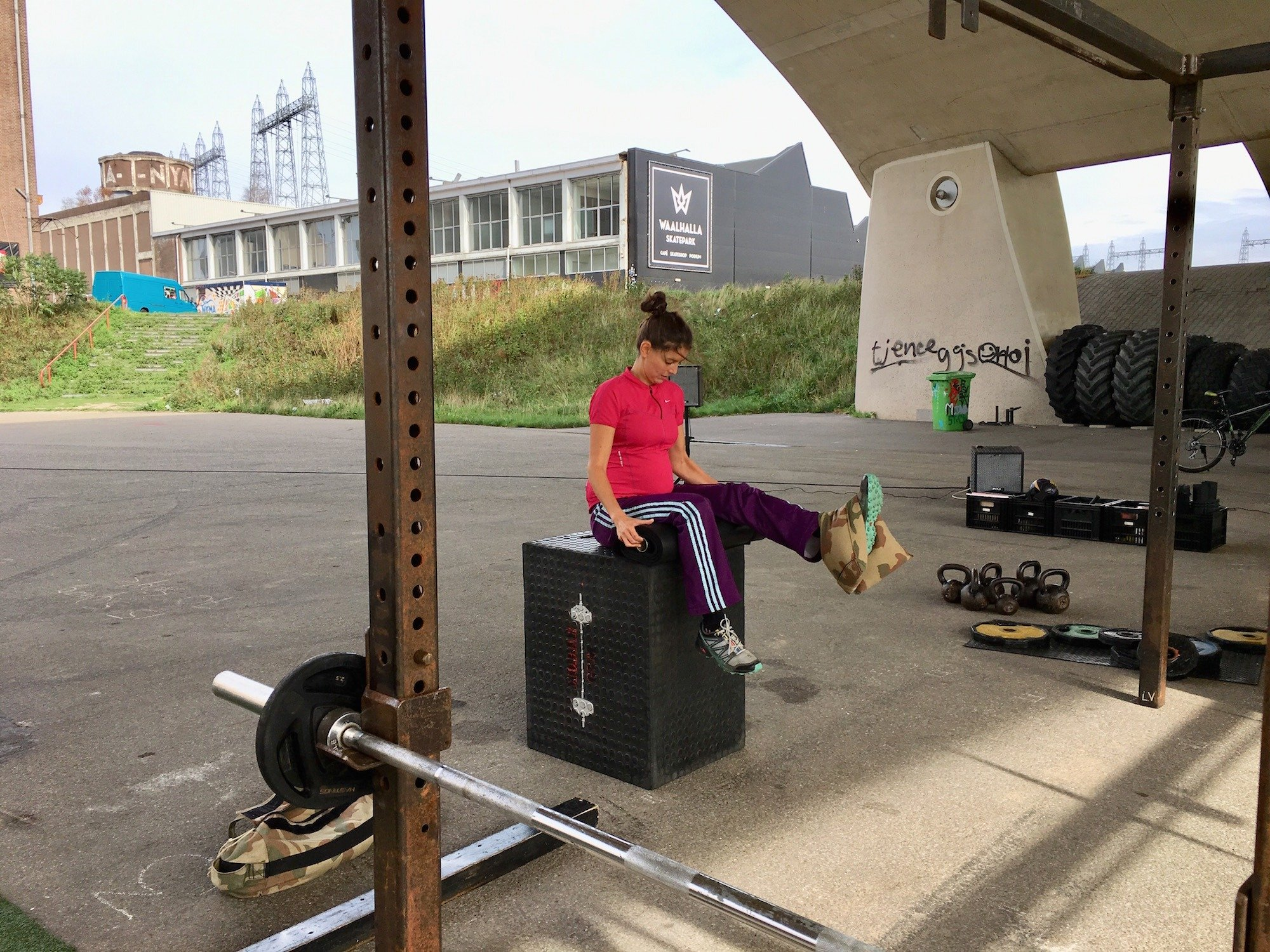 NYMA OUTDOOR GYM 08-09-2018