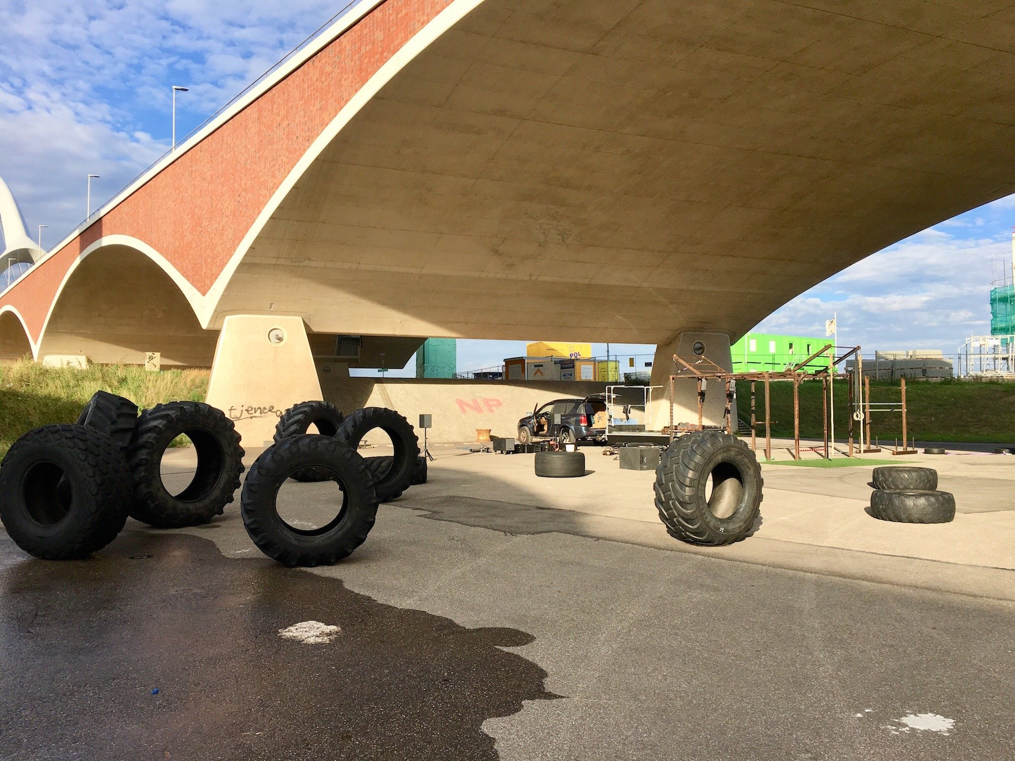 NYMA OUTDOOR GYM 09-09-2018