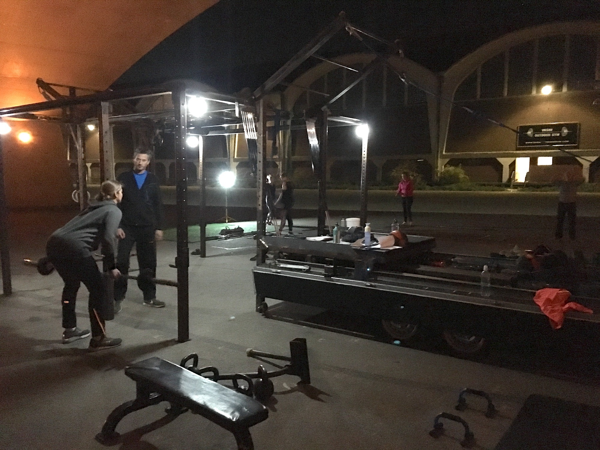 NYMA OUTDOOR GYM 10-10-2018