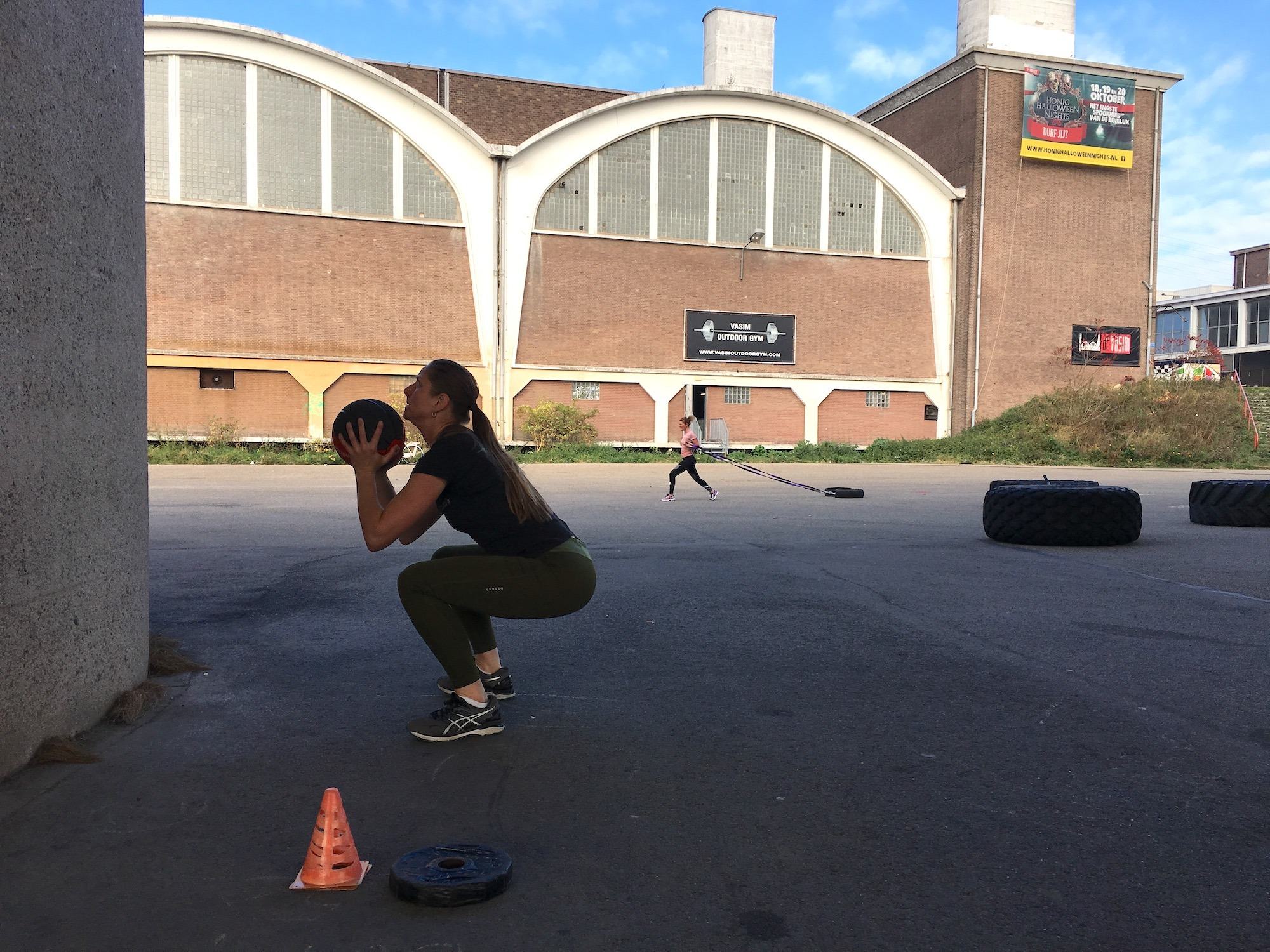 NYMA OUTDOOR GYM 21-10-2018