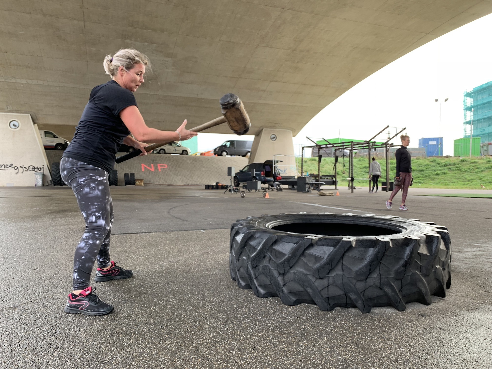 NYMA OUTDOOR GYM 24-10-2018