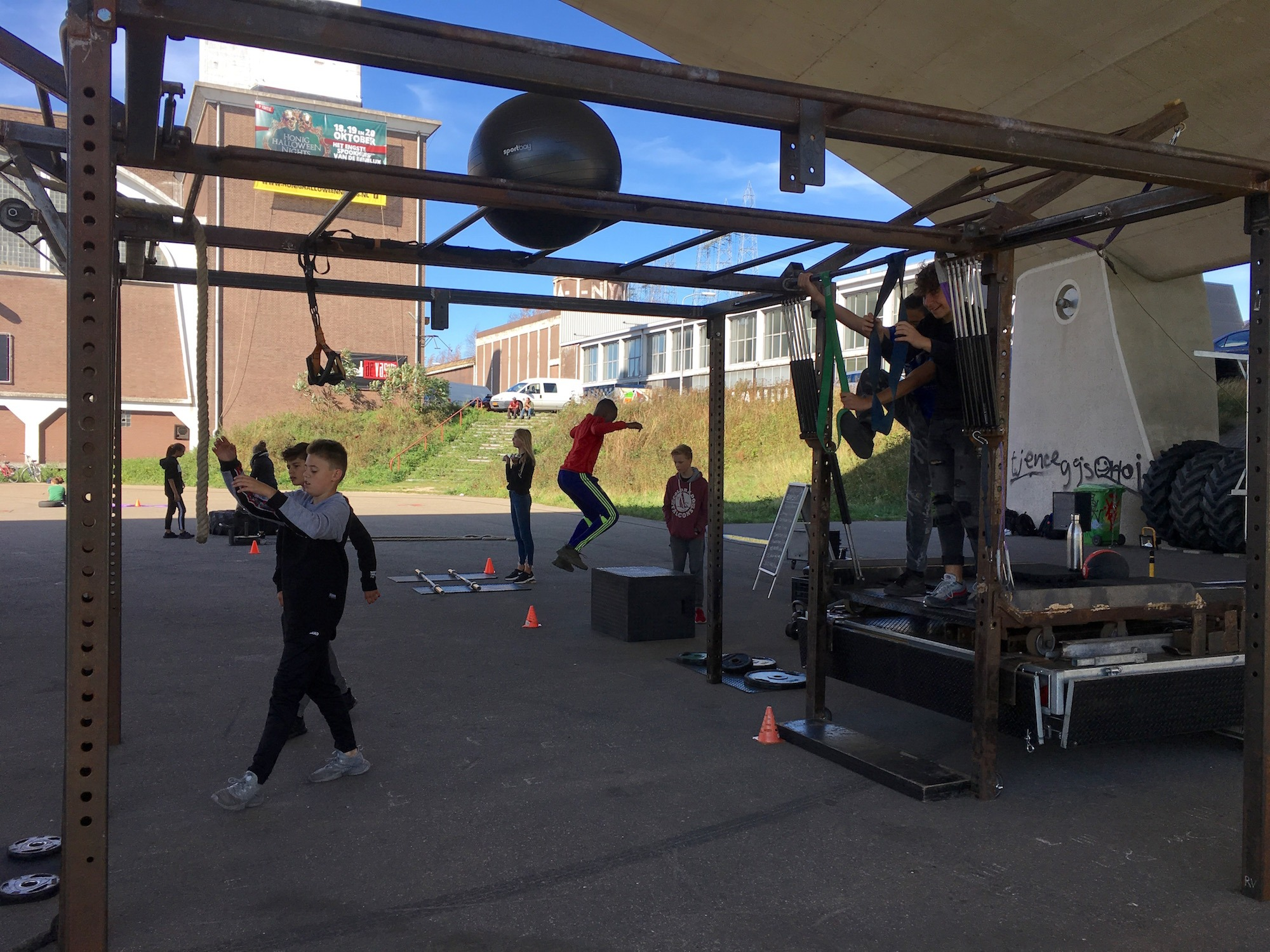NYMA OUTDOOR GYM 26-09-2018