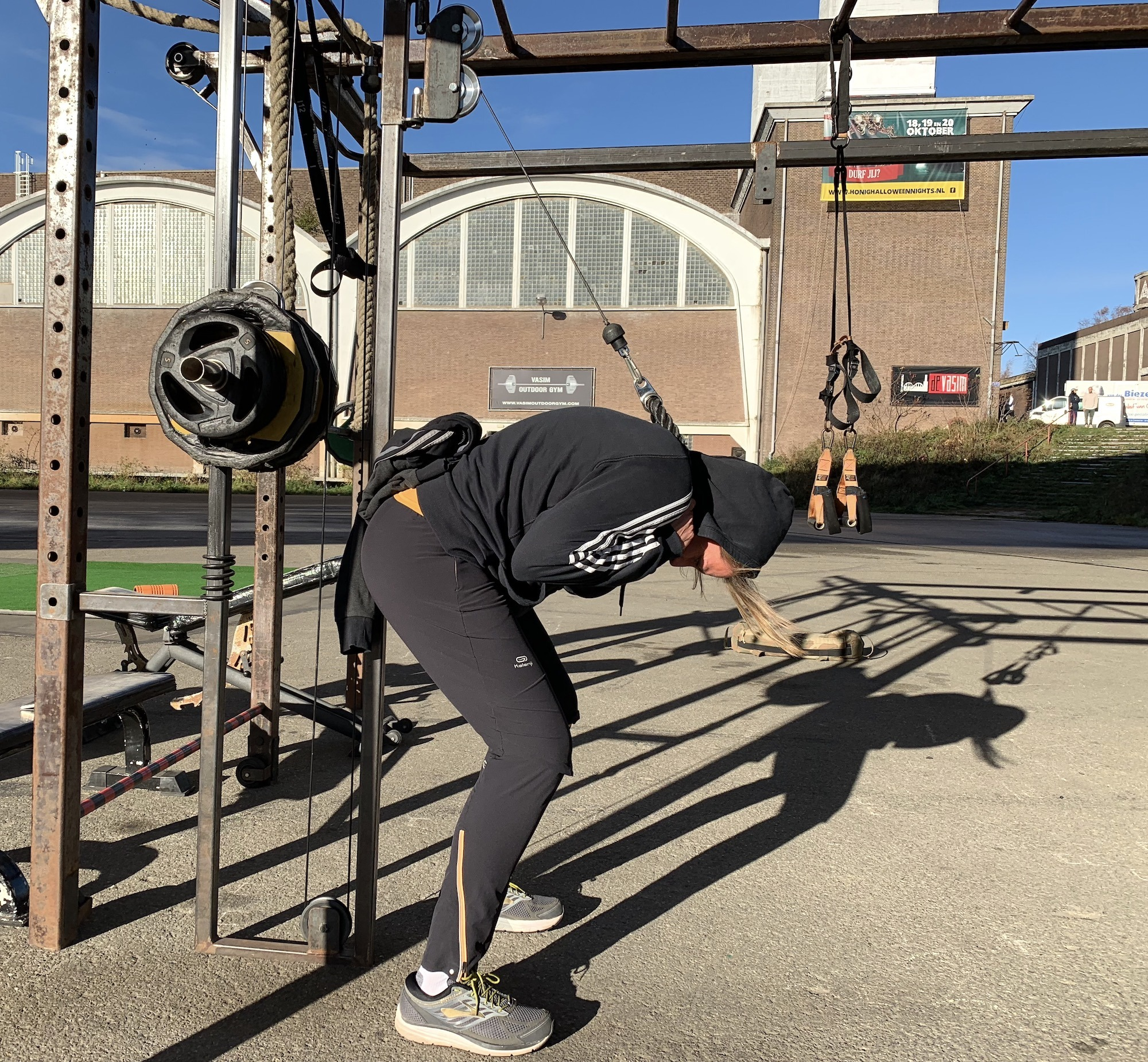NYMA OUTDOOR GYM 27-10-2018