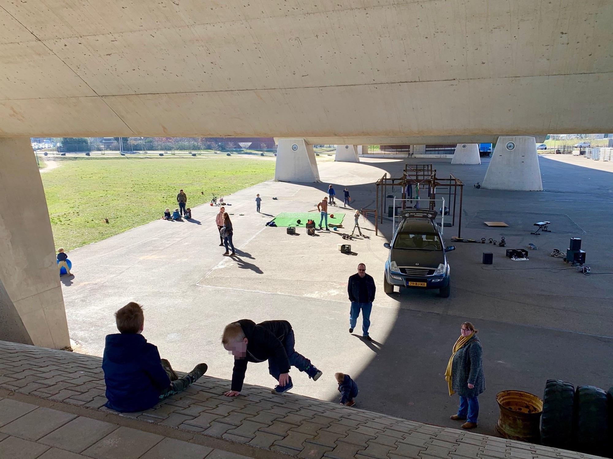 Nijmegen gaat op Zondag Buiten Spelen! 24-02-2019