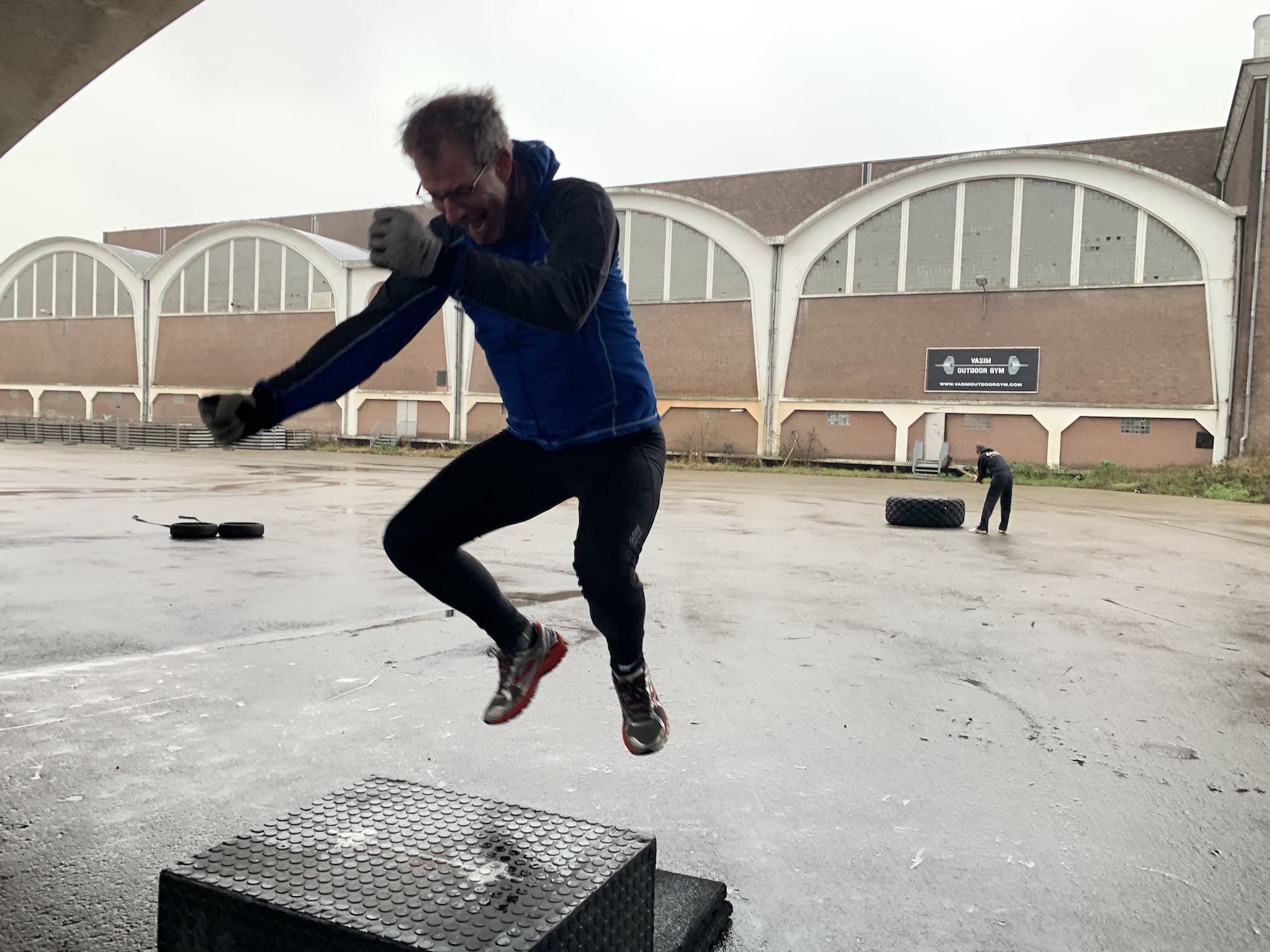 NYMA OUTDOOR GYM 13-01-2019
