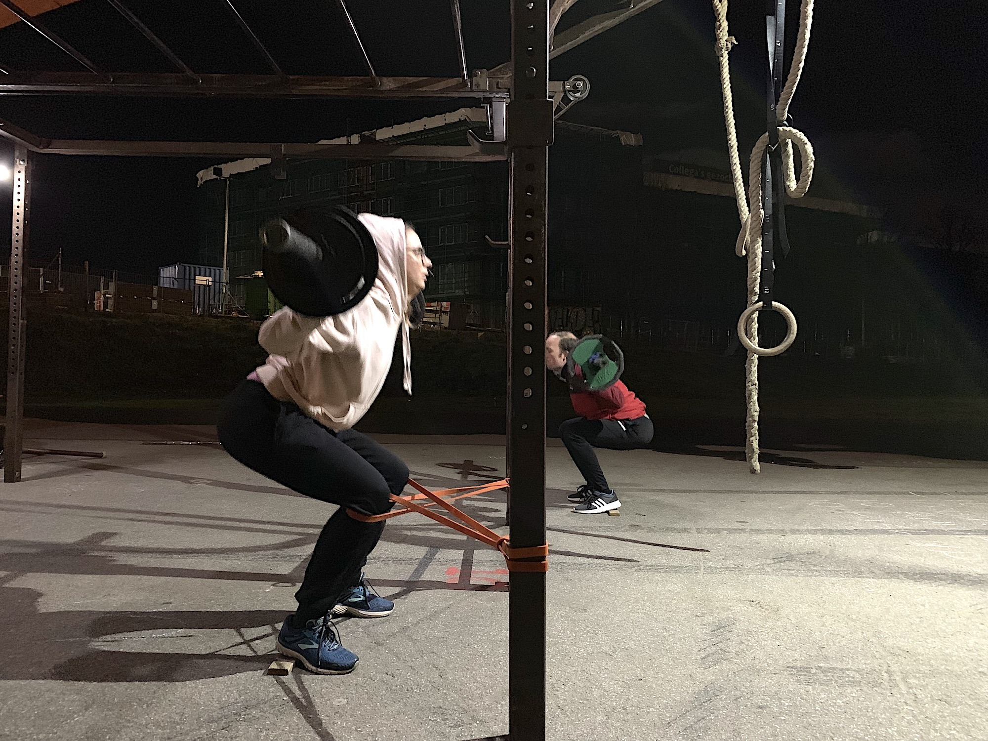 NYMA OUTDOOR GYM 17-01-2019