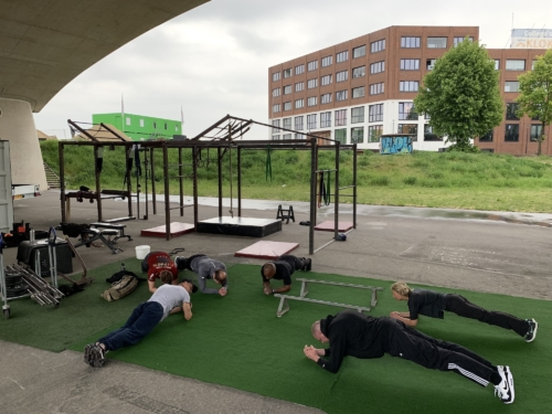 NYMA OUTDOOR GYM 17-05-2019