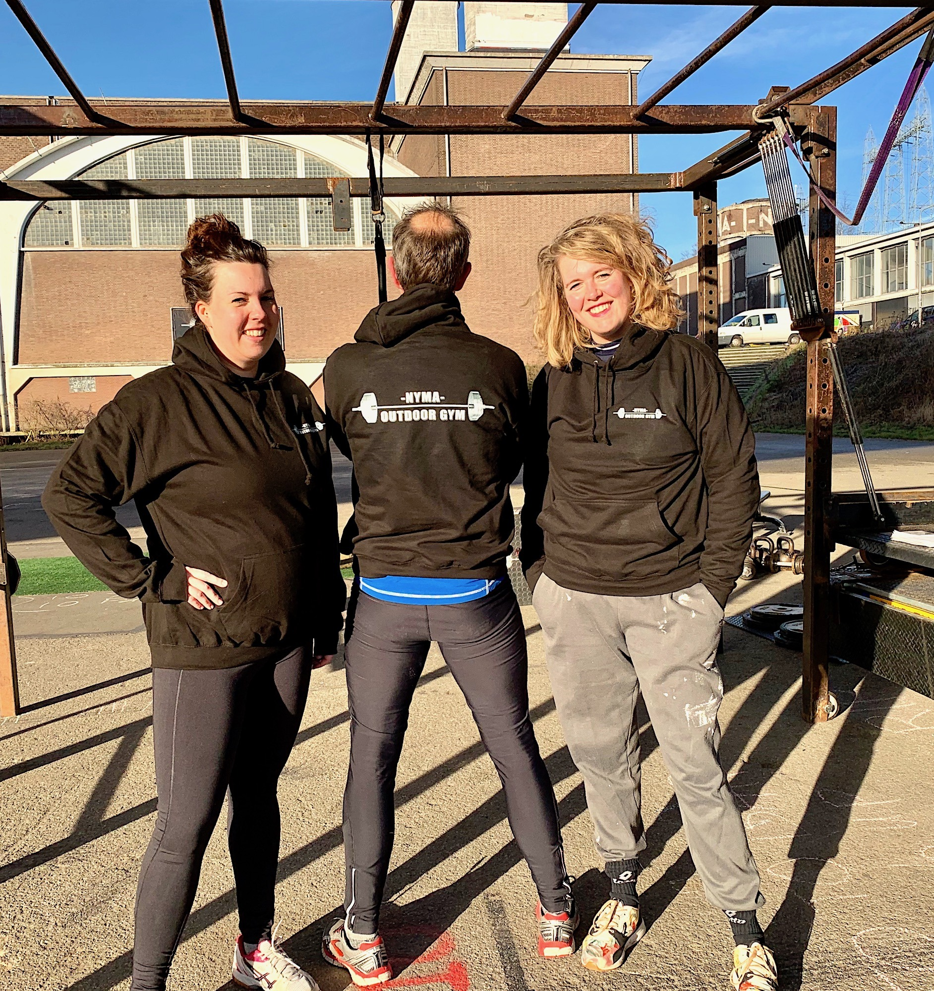 NYMA OUTDOOR GYM 18-01-2019