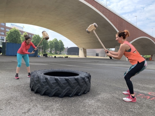 NYMA OUTDOOR GYM 18-05-2019