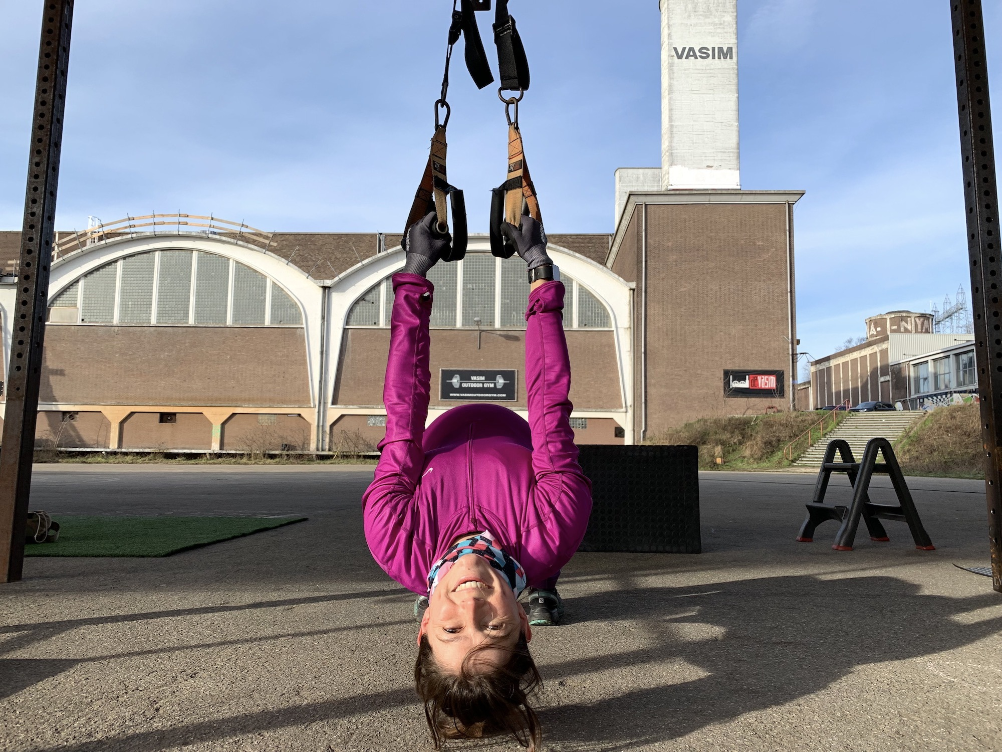 NYMA OUTDOOR GYM 19-01-2019