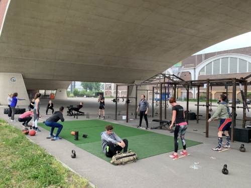 NYMA OUTDOOR GYM 20-05-2019
