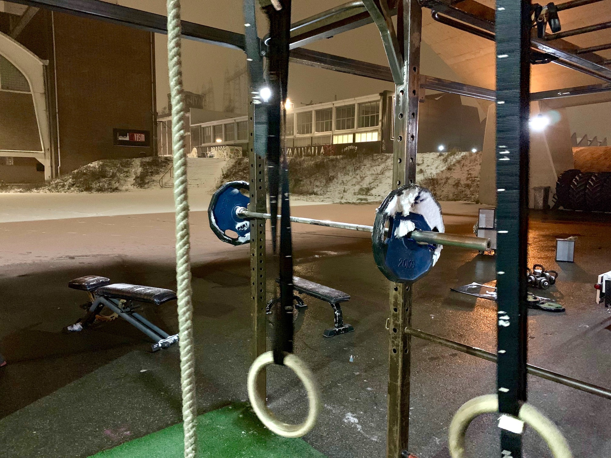 NYMA OUTDOOR GYM 22-01-2019