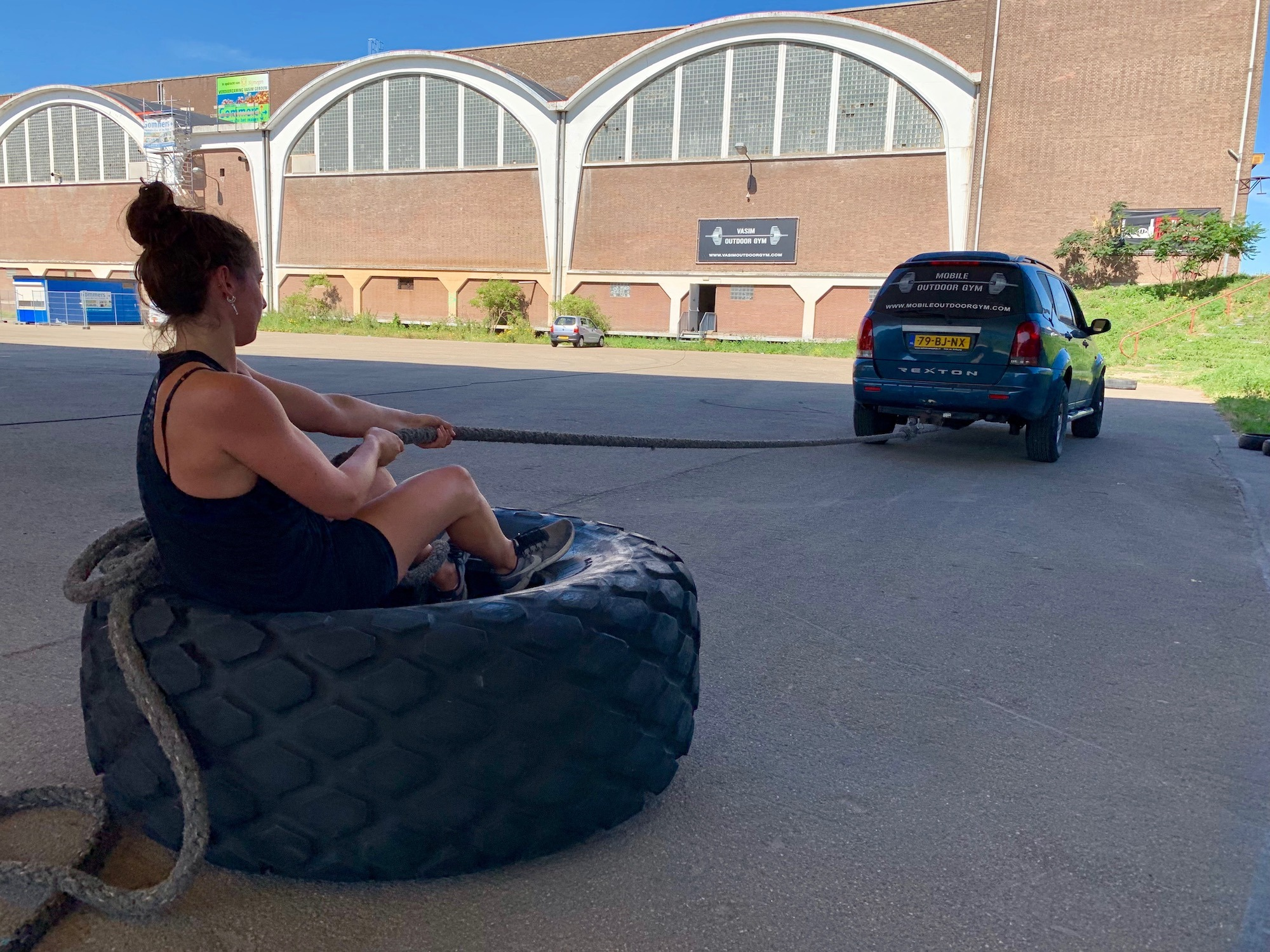 NYMA OUTDOOR GYM 23-07-2019