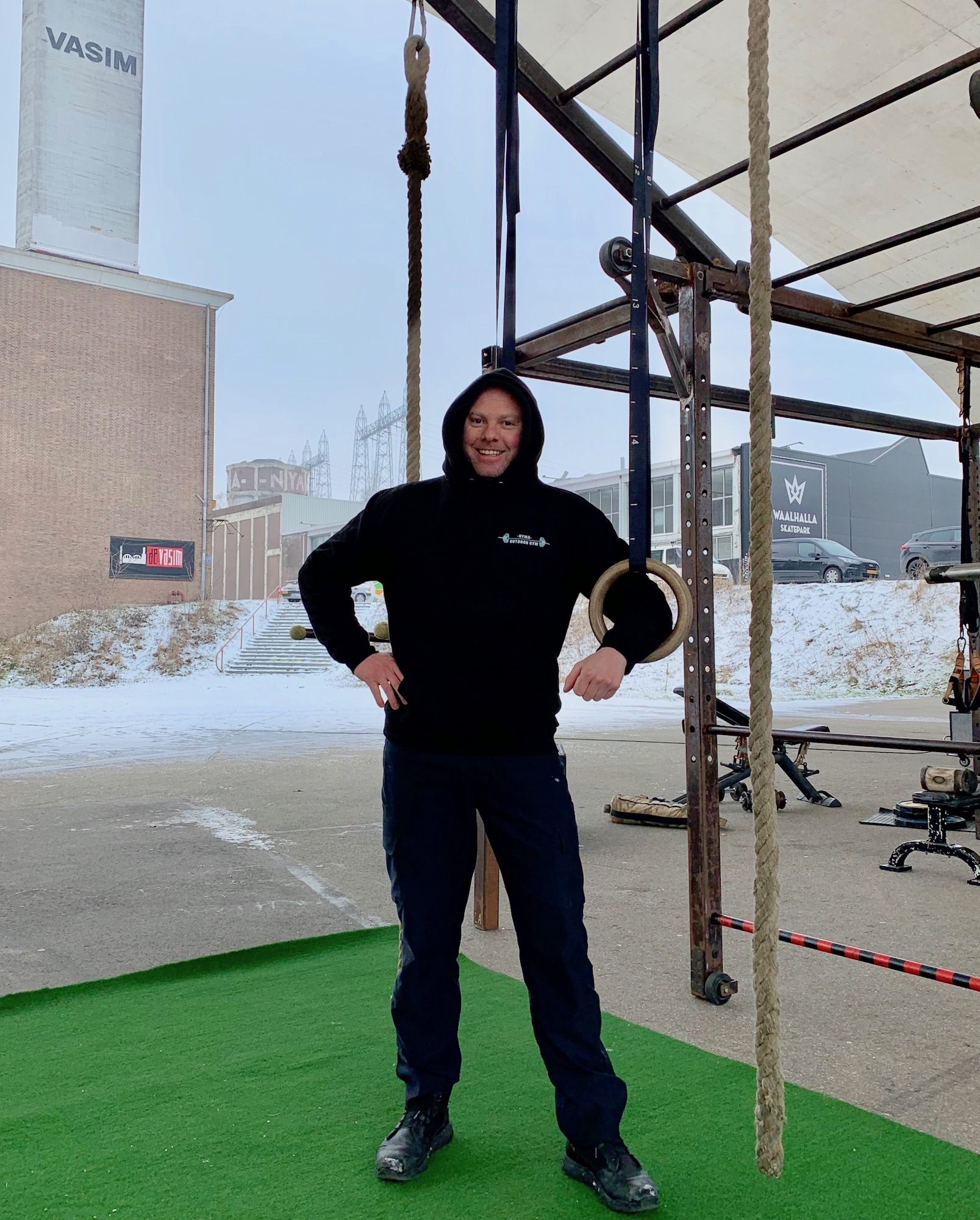 NYMA OUTDOOR GYM 24-01-2019