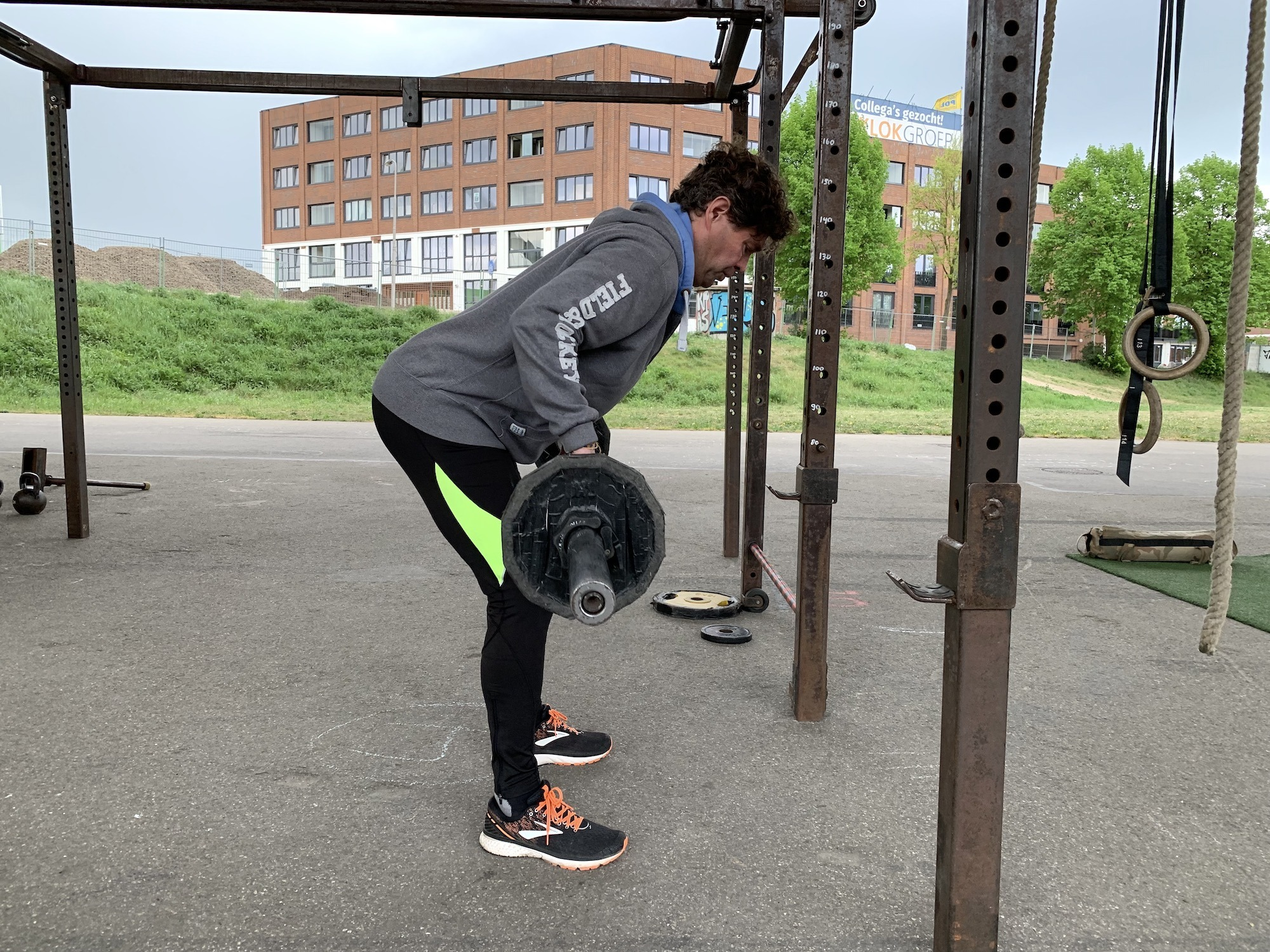NYMA OUTDOOR GYM 24-04-2018