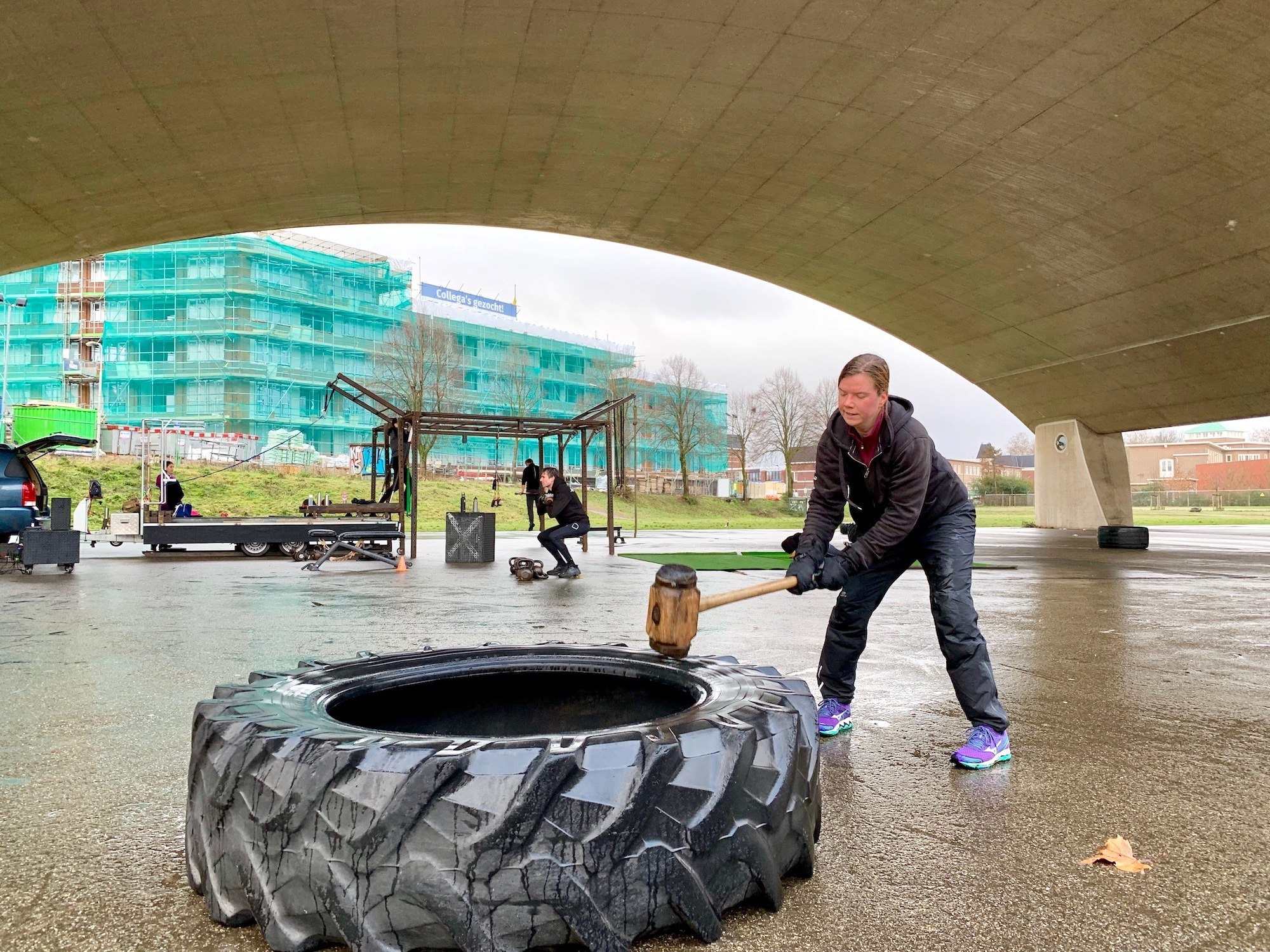 NYMA OUTDOOR GYM 27-01-2019