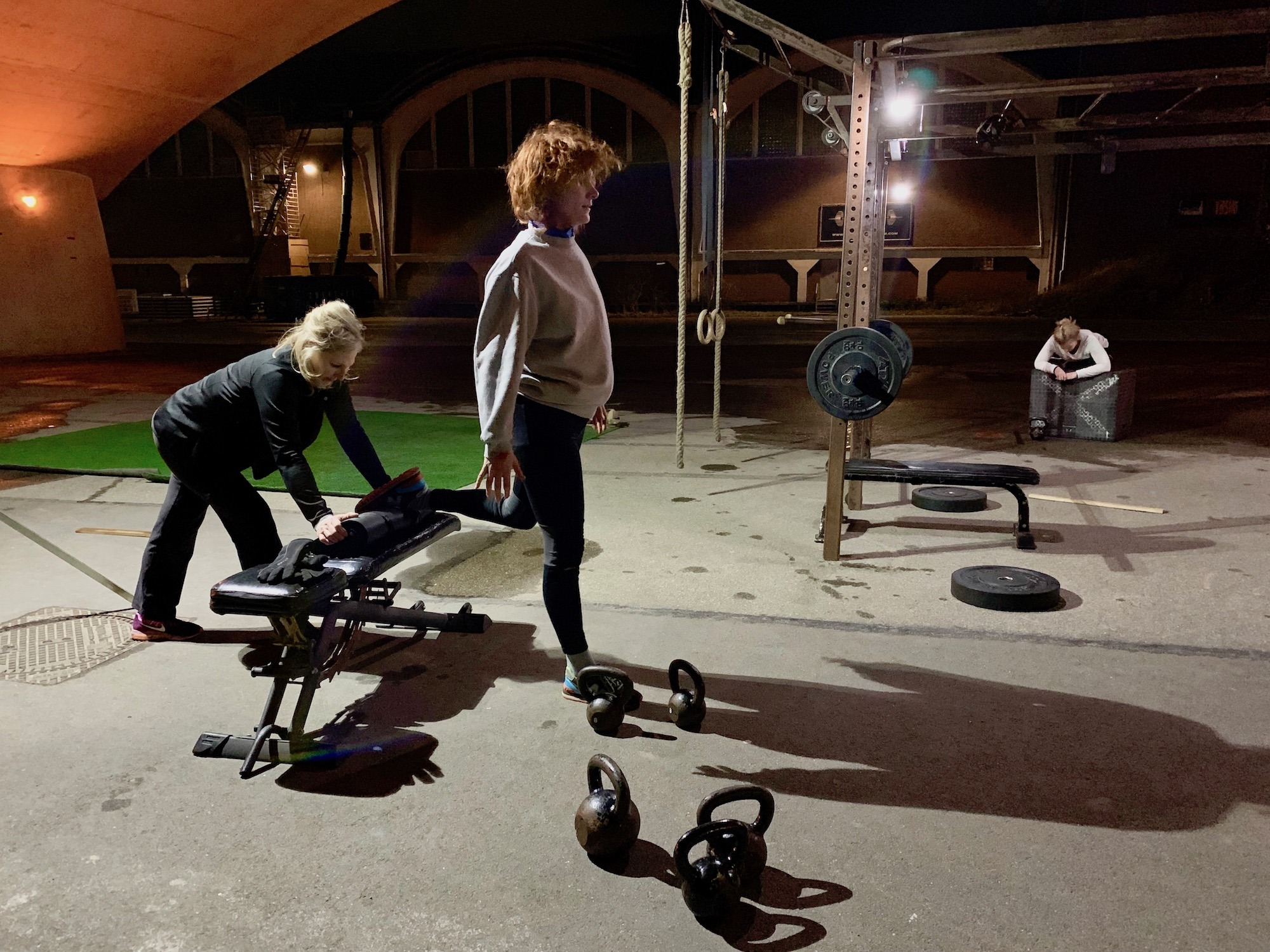NYMA OUTDOOR GYM 28-01-2019
