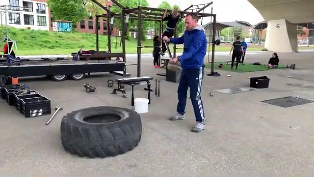 NYMA OUTDOOR GYM 27-04-2019