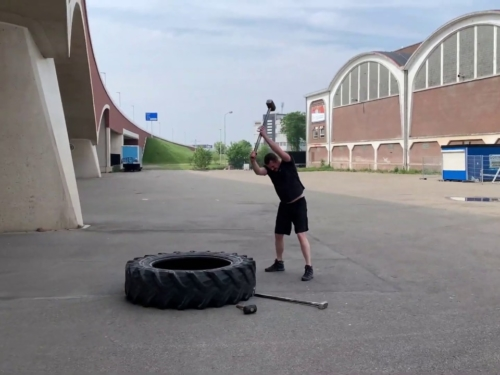 NYMA OUTDOOR GYM 19-05-2019
