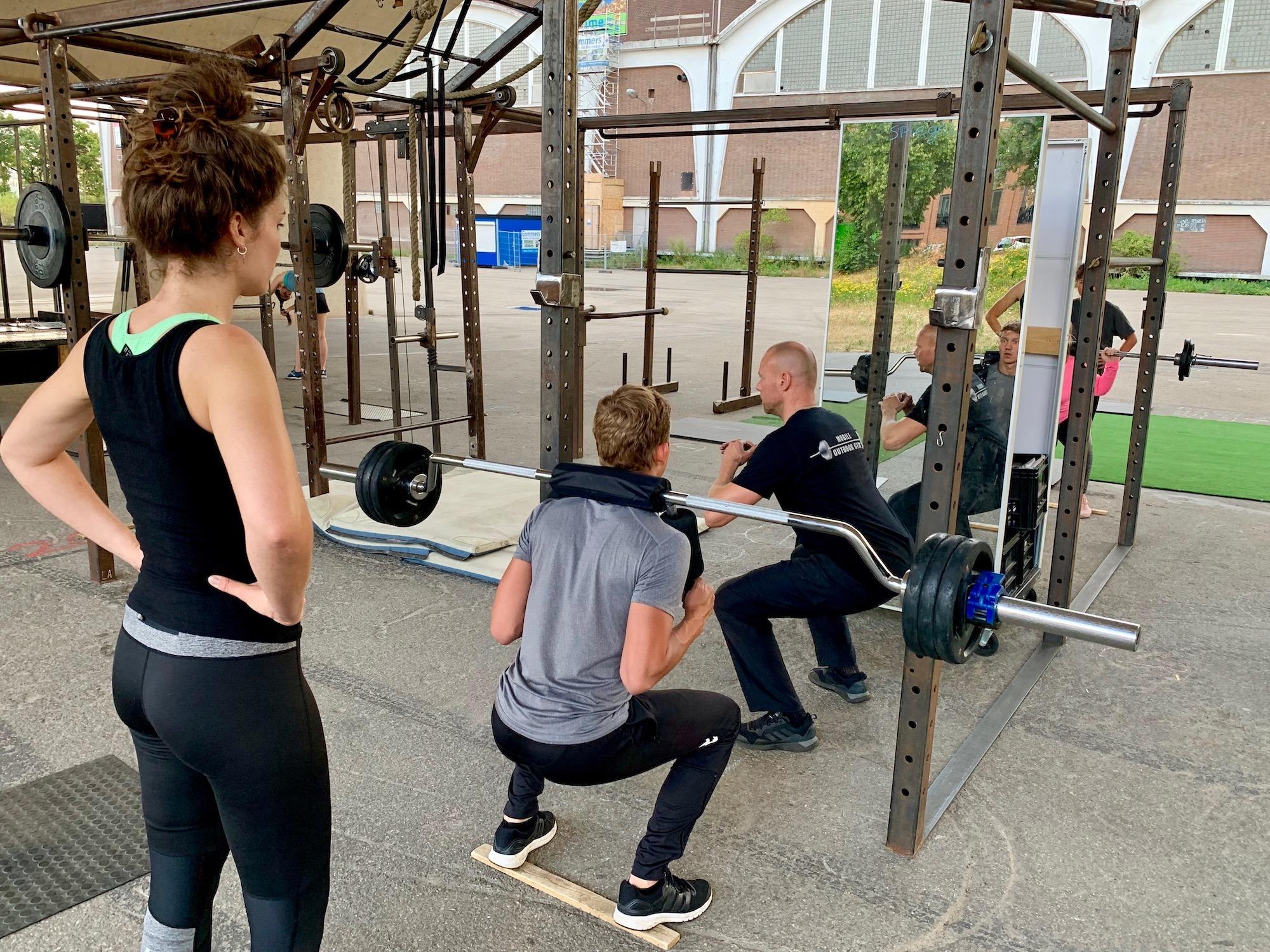 Workshop Mobiliteit & Kracht