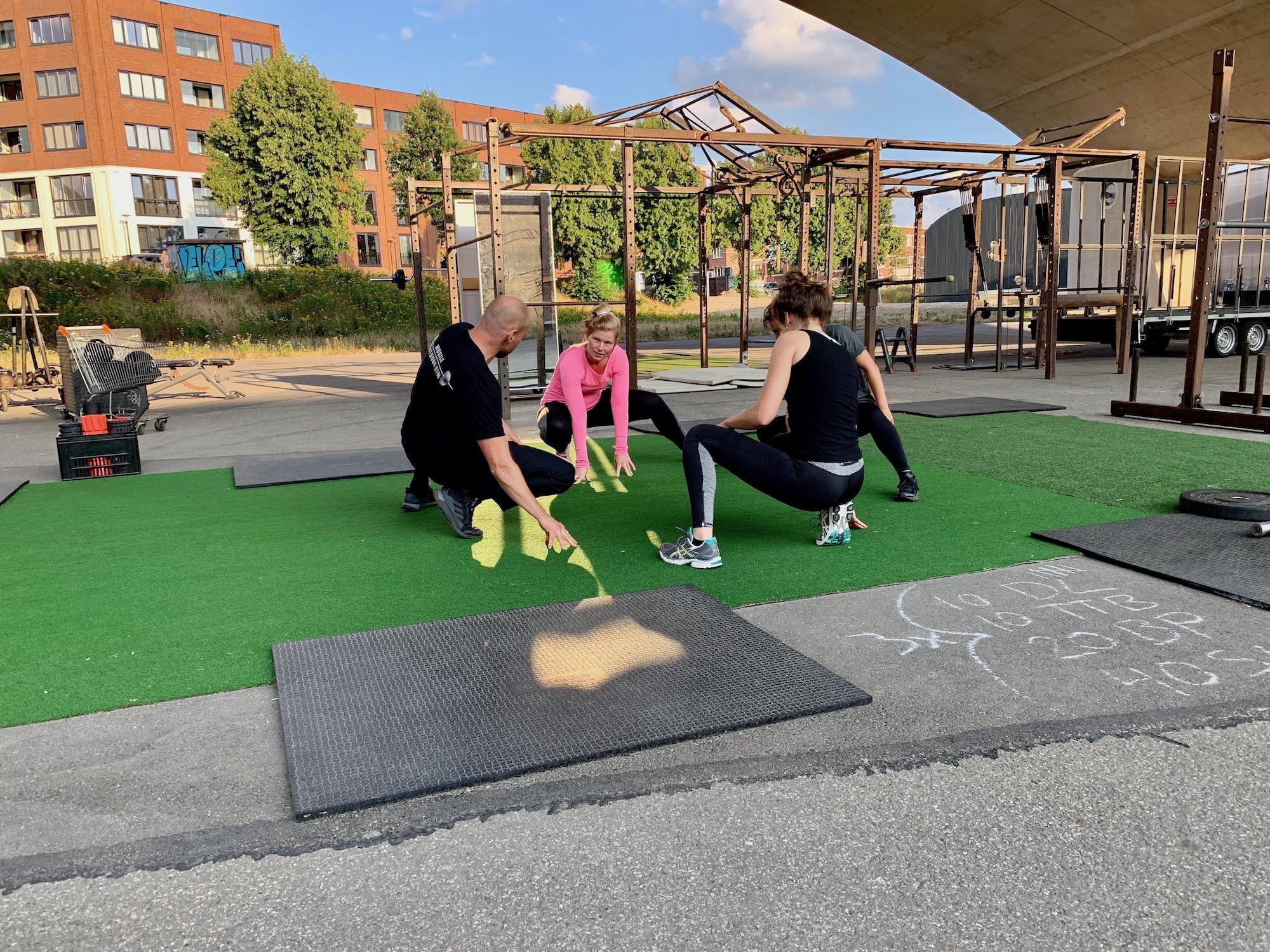 Workshop Mobiliteit en Kracht