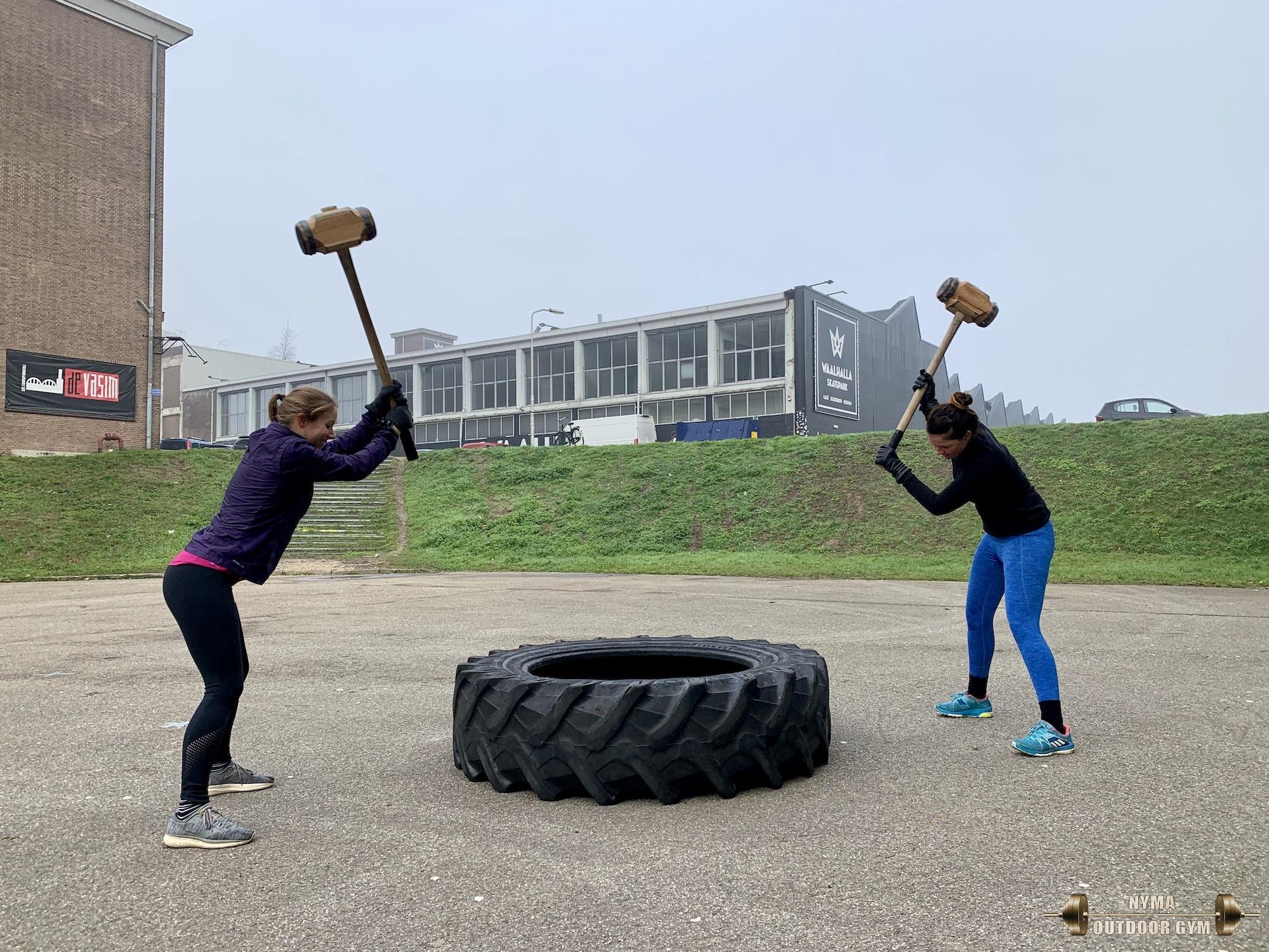 NYMA Obstacle Run 01-12-2019