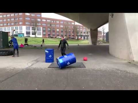 NYMA OUTDOOR GYM 25-01-2020