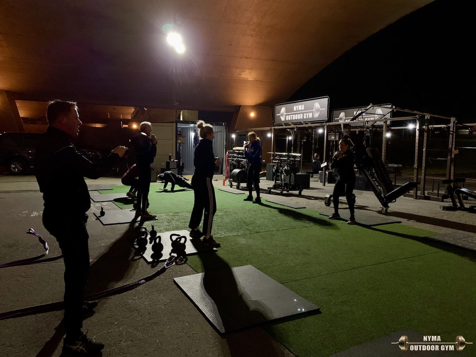NYMA OUTDOOR GYM 07-01-2020