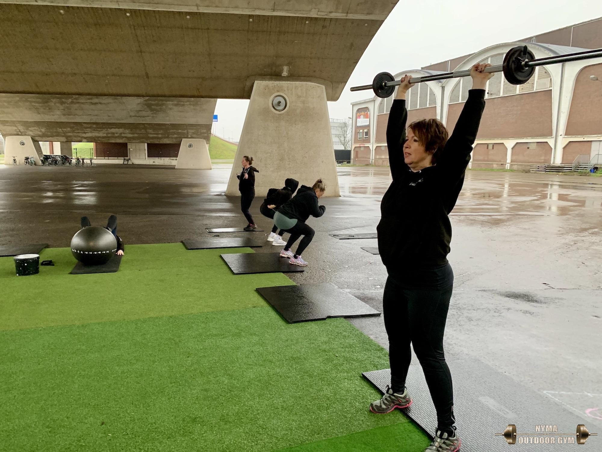 NYMA OUTDOOR GYM 08-01-2020
