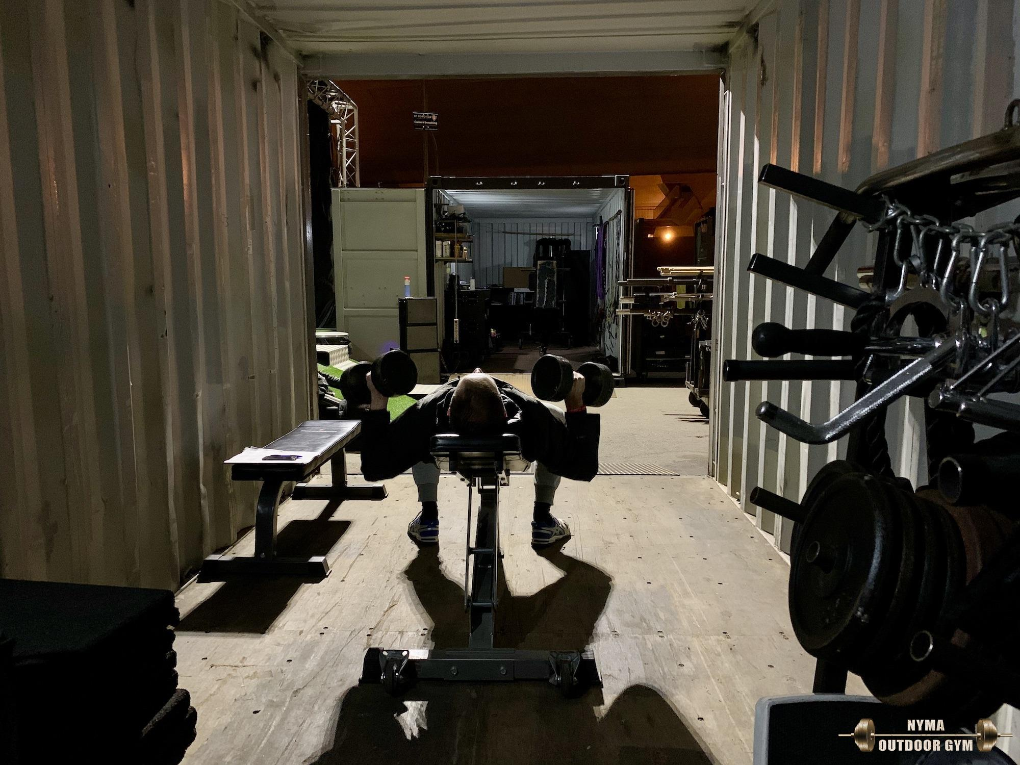 NYMA OUTDOOR GYM 28-01-2020