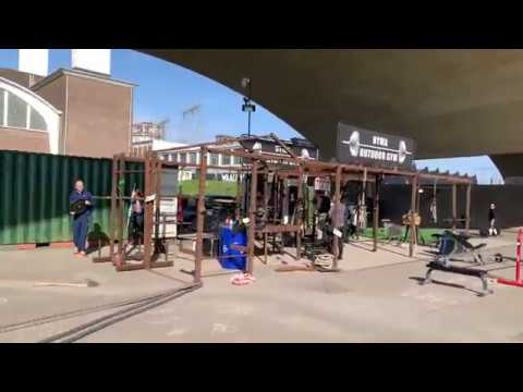 NYMA OUTDOOR GYM 14-03-2020